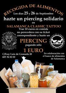 2ª Edición Piercing Solidario (Crónica)