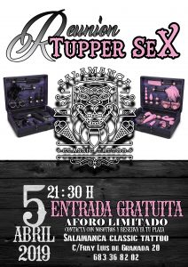 tupper sex salamanca