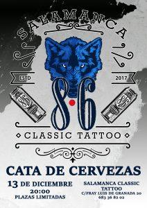 CATA DE CERVEZAS 8.6