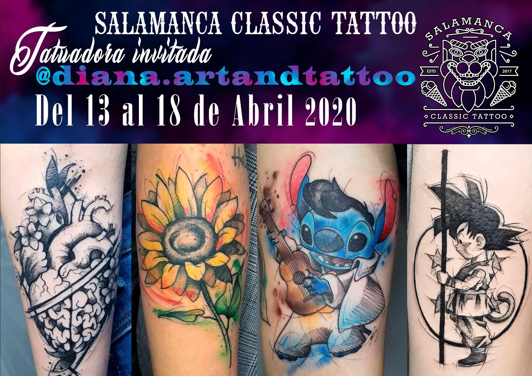Tattoo Castilla León