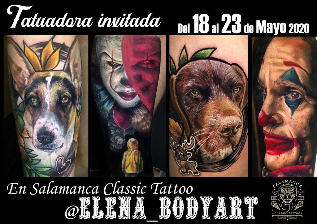@Elena_bodyart Mayo 2020
