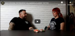 salamanca classic tattoo piercing