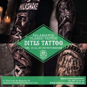 dites tattoo salamanca realismo tatuajes salamanca classic tattoo